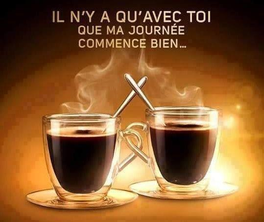 gif café, gif thé, gif chocolat