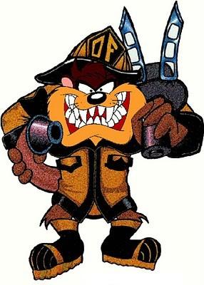 Pompiers page 5 - Dessin pompier humoristique ...