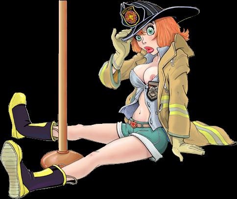 Les pompiers  4d4f8b04