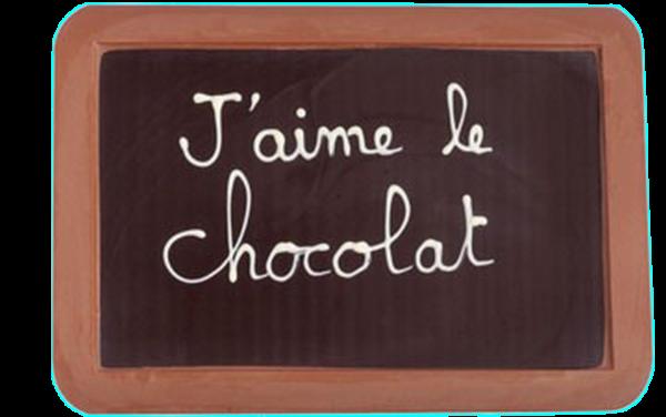 gif chocolat